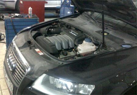 О неисправностях автомобилей Ауди А4