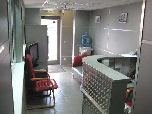 Ауди центр зона ожидания клиента