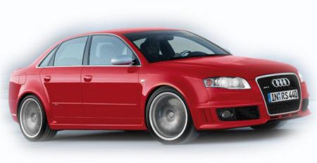 Новый Audi RS 5 Coupe 2010-го года