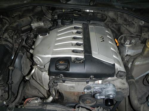 Двигатель Фольксваген Туарег V6