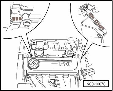 номер двигателя фольксваген пассат B6 2006-2009 BVZ