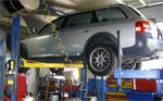 Ремонт автомобилей ауди в Агранде
