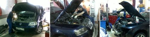 Центр по ремонту двигателей Volkswagen Audi Skoda