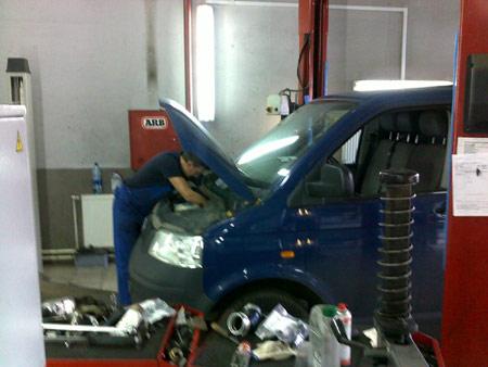 ремонт двигателя vw