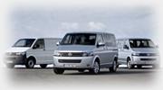 VW Transporter новости