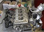 Двигатель Audi Q5 замена цепи